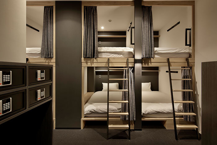 Room Rates Piece Hostel Sanjo